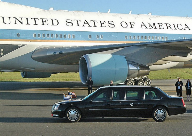 The Interesting Engineering Behind Air Force One