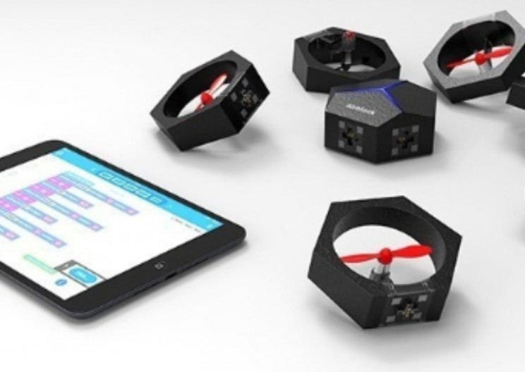 Build Your Own Drones with Airblock