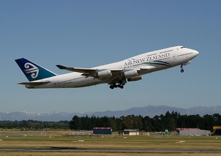 Air New Zealand Ranked the World's Best Airline