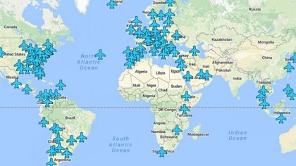 Wi-Fi Passwords of Over 130 Airports in One Place