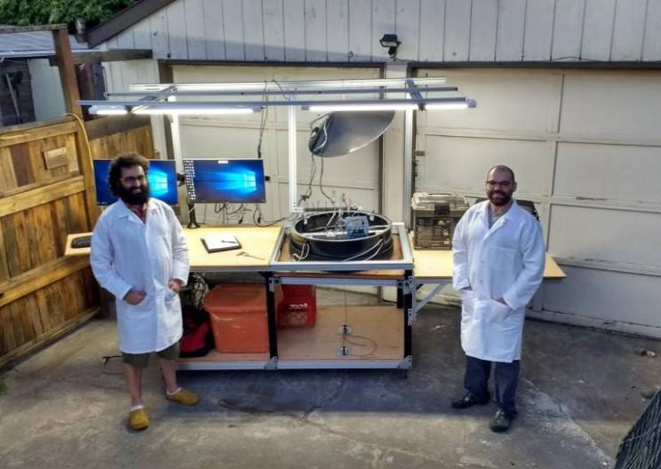 Garage Project Garners $1.5 Million Energy Award