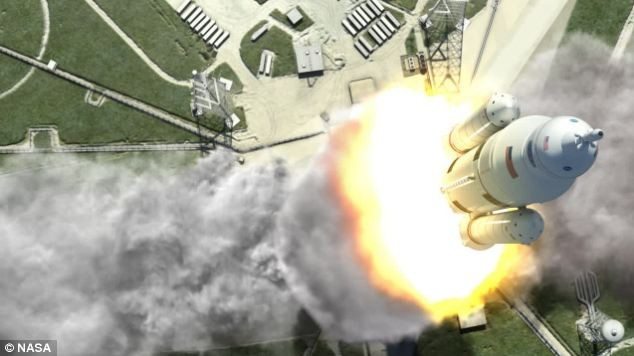 NASA's Space Launch System will be the largest rocket ever made
