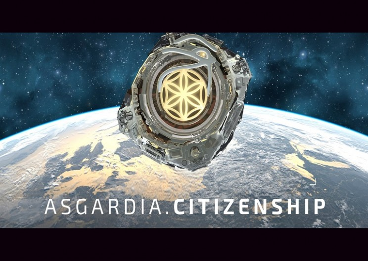 Live in Space Aboard the Asgardia