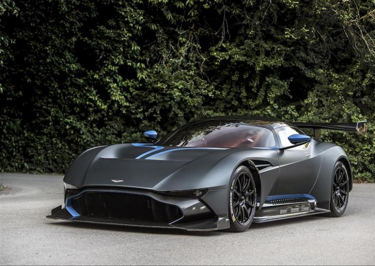 Aston Martin Vulcan >> Aston Martin Vulcan Is The Most Intense Supercar Ever