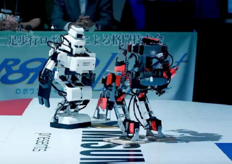 This Year's Robo-One Battles Will Include Fully Autonomous Robot Fighting