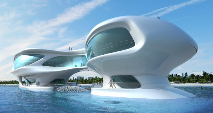 Tsunami Research Center in Bali