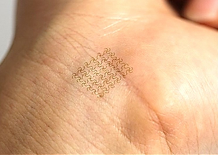 Skin-Like Bandage Could be the Next Biomedical Band-Aid