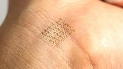 Skin-Like Bandage Could be the Next Biomedical Band-Aid