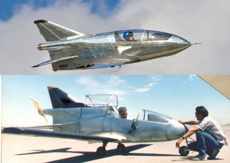 The World's Smallest Jet: The BD-5