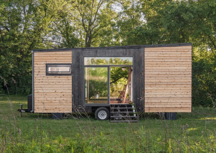 The Most Spacious and Luxurious Tiny Home You Will Ever See