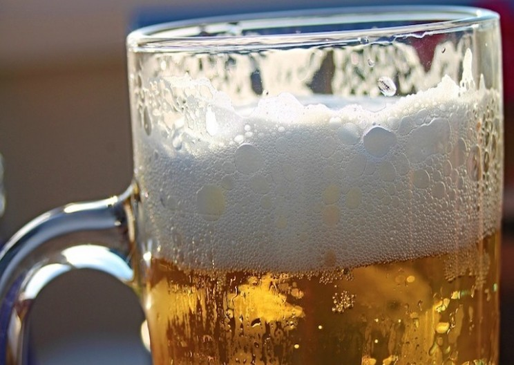 Drinking Two Pints of Beer Is More Effective for Pain Relief Than Taking Paracetamol