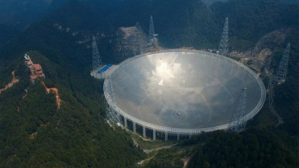World's Largest Radio Telescope Now Open - and it is a Monster!