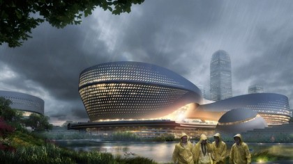 Binhai Eco City: A sustainable green city