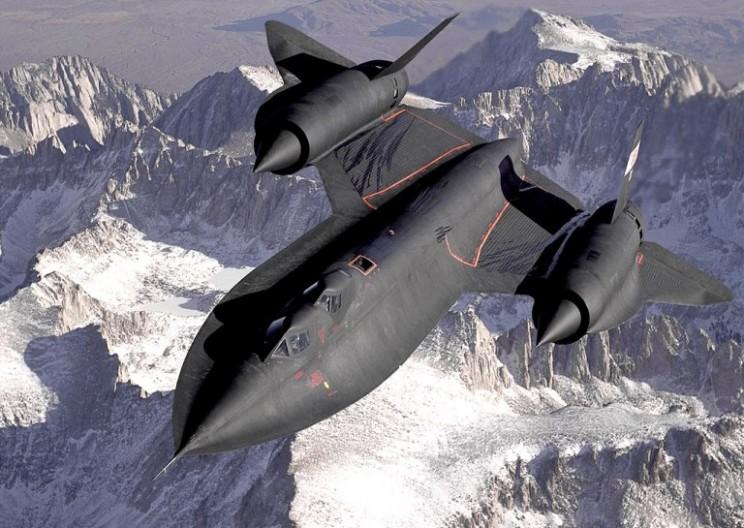 NASA Shows Off Incredible Footage of World's Fastest Aircraft -- SR-71 Blackbird