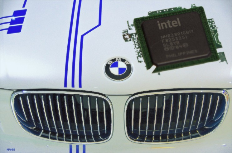 BMW has Teamed Up with Intel to Develop Autonomous Cars