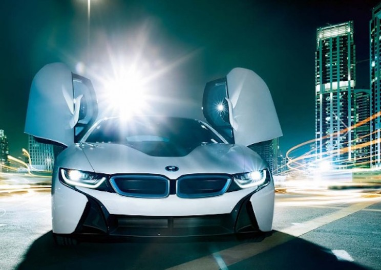The BMW i8 is the Icon of Progress in the Field of Sports Cars