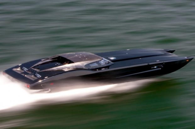 Ever wanted to drive a Corvette on water? You need to check this out!