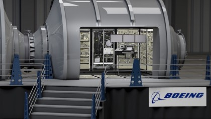 NASA Building Deep Space Habitats with Private Companies on Earth