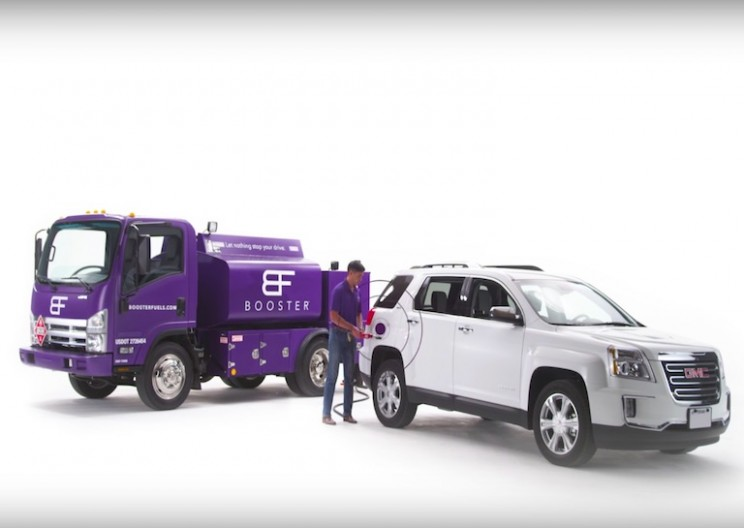 These Mini Tankers Can Fill Your Gas Tank Whenever and Wherever You Want