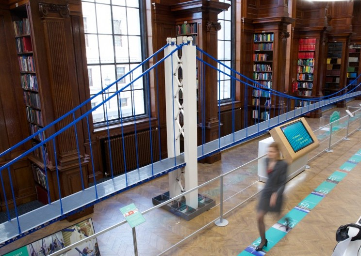 See the World-Record Setting LEGO Bridge