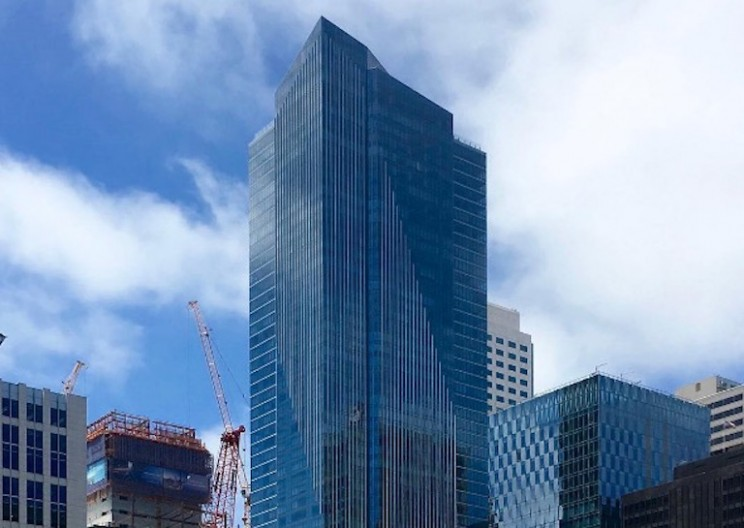 Millennium Tower in San Francisco is Sinking