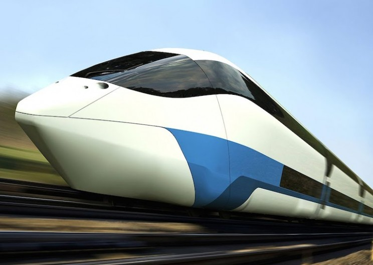 India is Building a Bullet Train that Runs Underwater