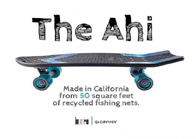 Protecting the Ocean with Skateboards