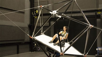 Ride the Most Extreme Simulator Ever Aboard the High-Speed CableRobot