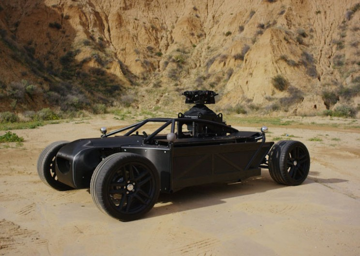 Filming Car Commercials Won't Require the Car in the Future