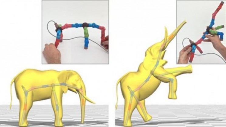 3D joystick will make animation artist's job easier