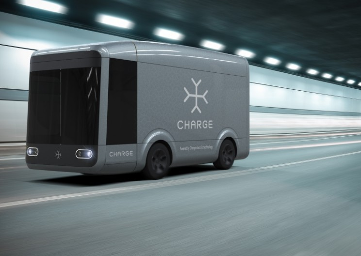 This Autonomous Delivery Vehicle Can Be 'Built in Four Hours'