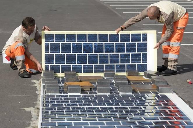 Large Scale Solar Energy Production