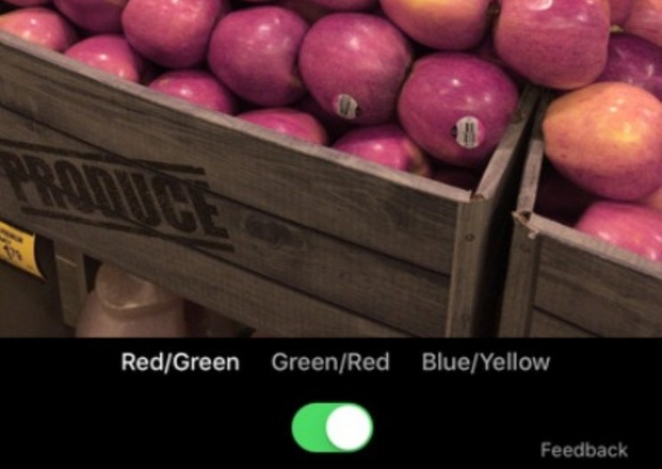 New App Helps Color-blind Users Better Distinguish Colors