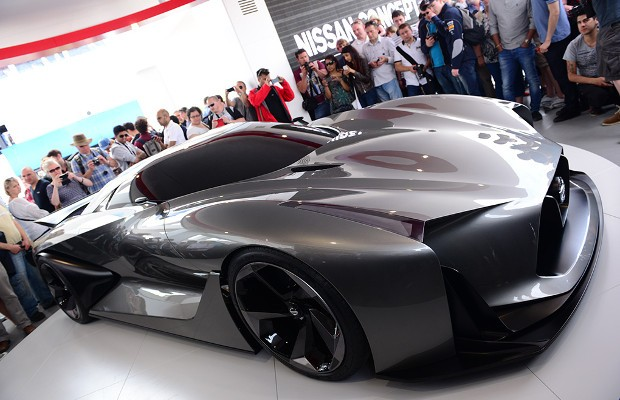 Nissan bring their 'Gran Turismo 6' supercar to life
