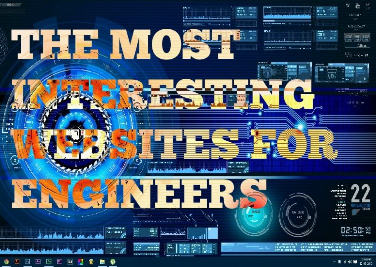 8 of the Most Interesting Websites for Engineers
