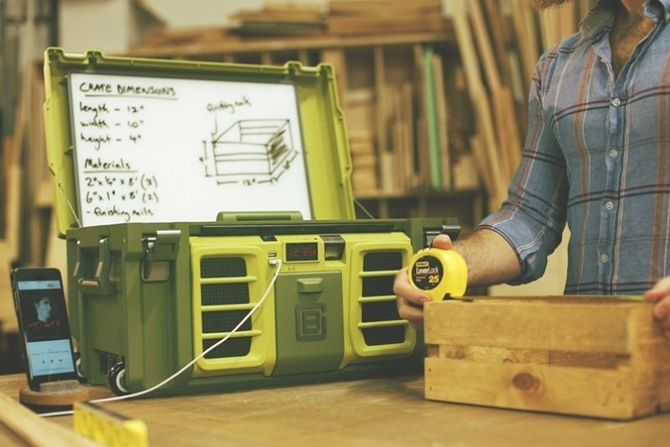 The Coolbox is the ultimate techie toolbox