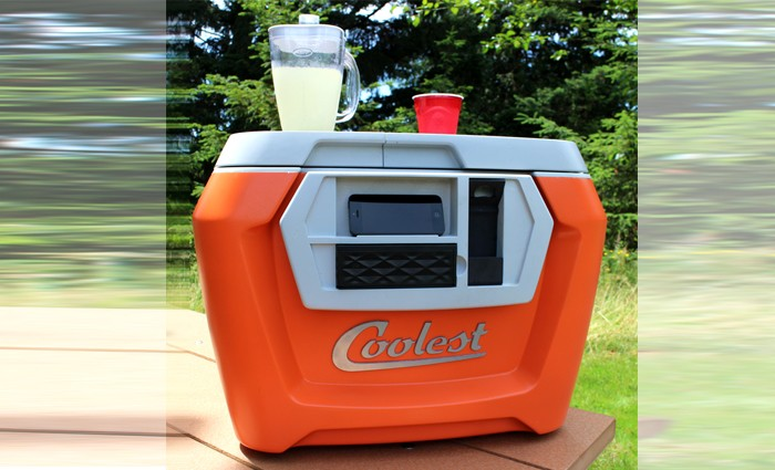 Dude sets out to re-invent the cooler with unbelievable success