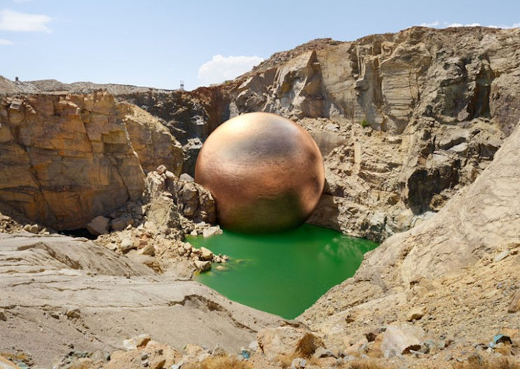 These Amazing Photos Demonstrate All the Metal Extracted from Mines