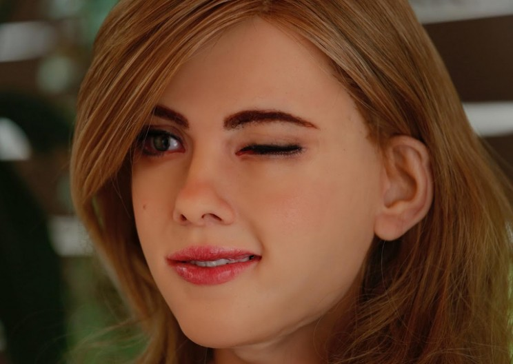 This Scarlett Johansson Robot is the Creepiest Thing Ever