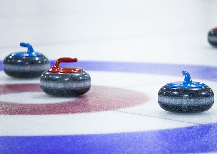 New Broom Rocking the Curling World uses Physics to Give the Advantage