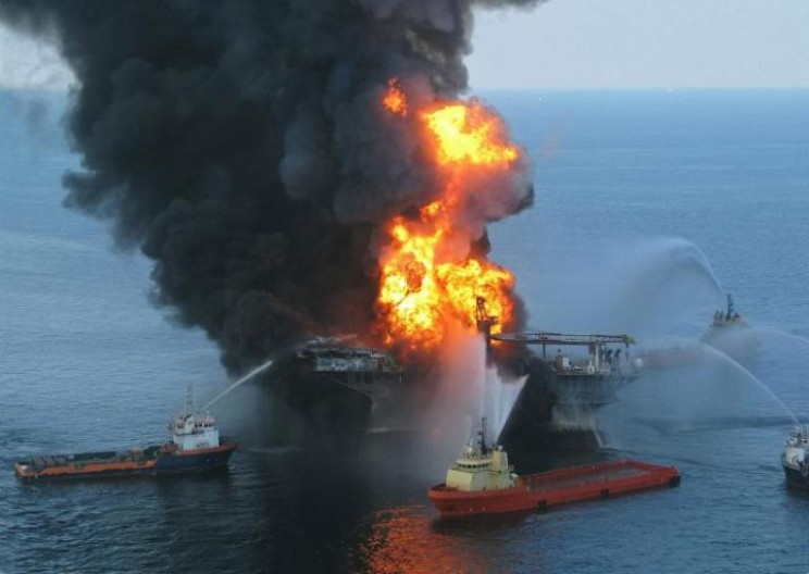 The Worst Oil Spill in U.S. History Caused Over $17 Billion in Global Damages