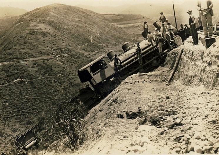 A Deadly Track: Devil's Nose Railroad