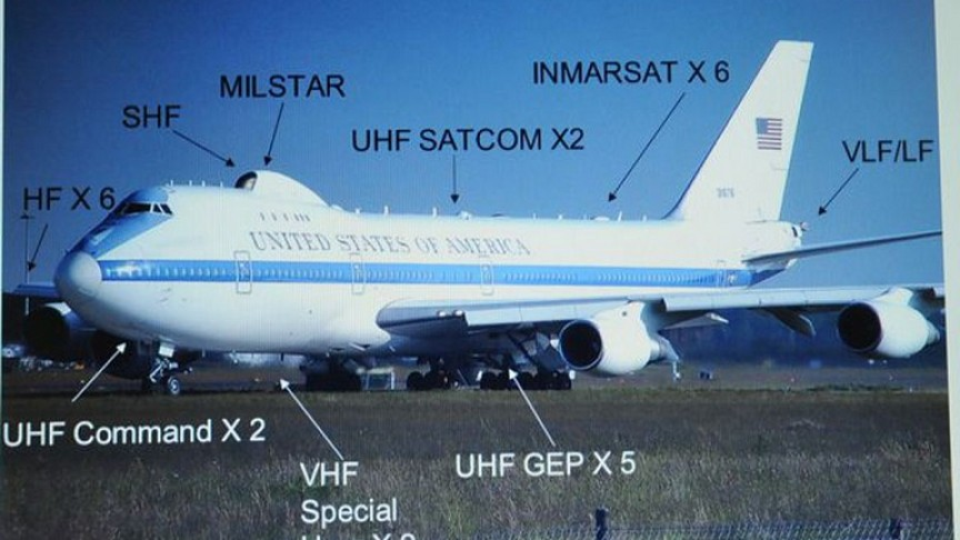 Uncovering The Secrets Of America S Doomsday Plane