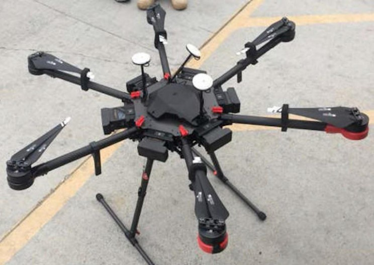 Man Arrested After Using Drone to Smuggle 13 Pounds of Meth From Mexico into US