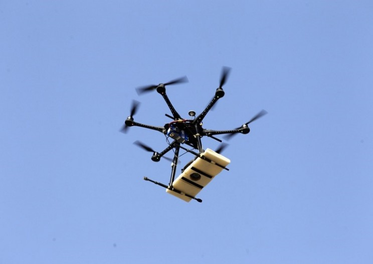How drones are taking over the world