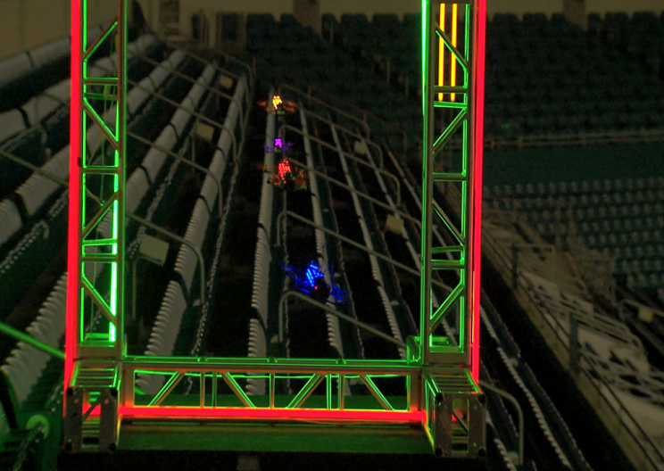 Drone lovers, there is actually a drone racing league you should not miss out on