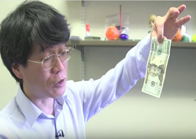 Why it's Impossible to Catch a Dollar Bill with Your Fingers
