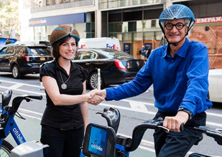 Cardboard Helmet Wins Major Design Award
