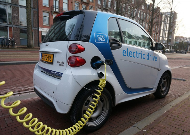 New Report Says Europeans Will Only Buy Electric Cars by 2035