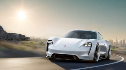 Porsche's New Electric Car is Set to Take On Tesla